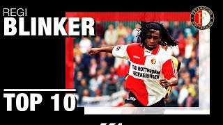 TOP 10 GOALS | Regi Blinker