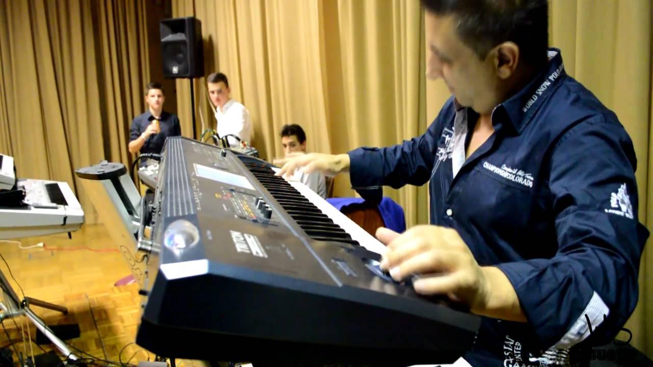 Sejko Pasovski - Instrumental 2013 (Uzivo)