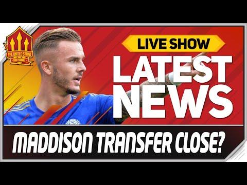 Maddison Transfer Close? Ed Woodward Shocker! Man Utd News