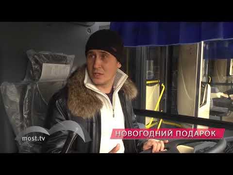Автобусы в Липецке теперь с кондиционерами