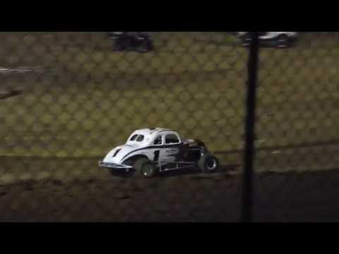 Hardtops Placerville Speedway 8/6/16 Main Event