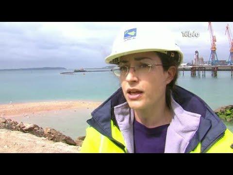 Projet De Développement: Visite De Chantier Au Port De Brest