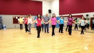 A Girl Like You - Line Dance (Dance & Teach in English & 中文)