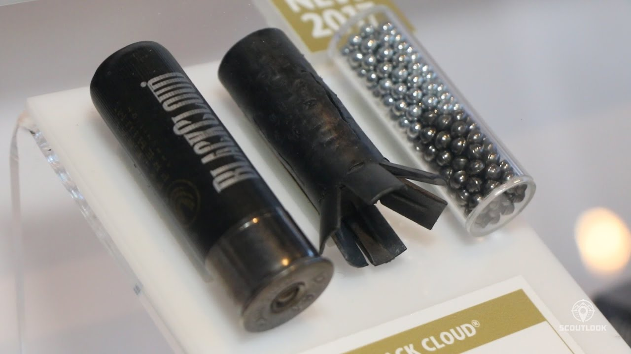 Federal Black Cloud Shotshells See Deadly Upgrade [New]