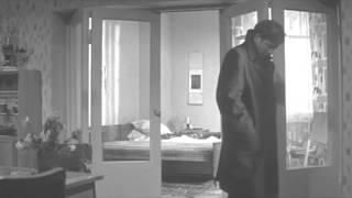 """Николай Крючков в роли еврейского портного (""""День счастья"""")"""
