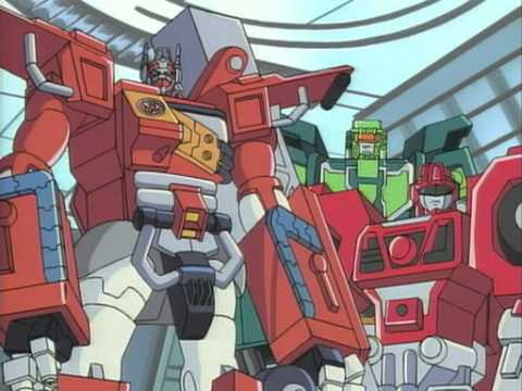 Transformers Robots In Disguise Episodio 21 Landfill