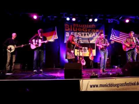 Bild: 5. Munich Bluegrass Festival 2015 in München im Theaterzelt Schloss