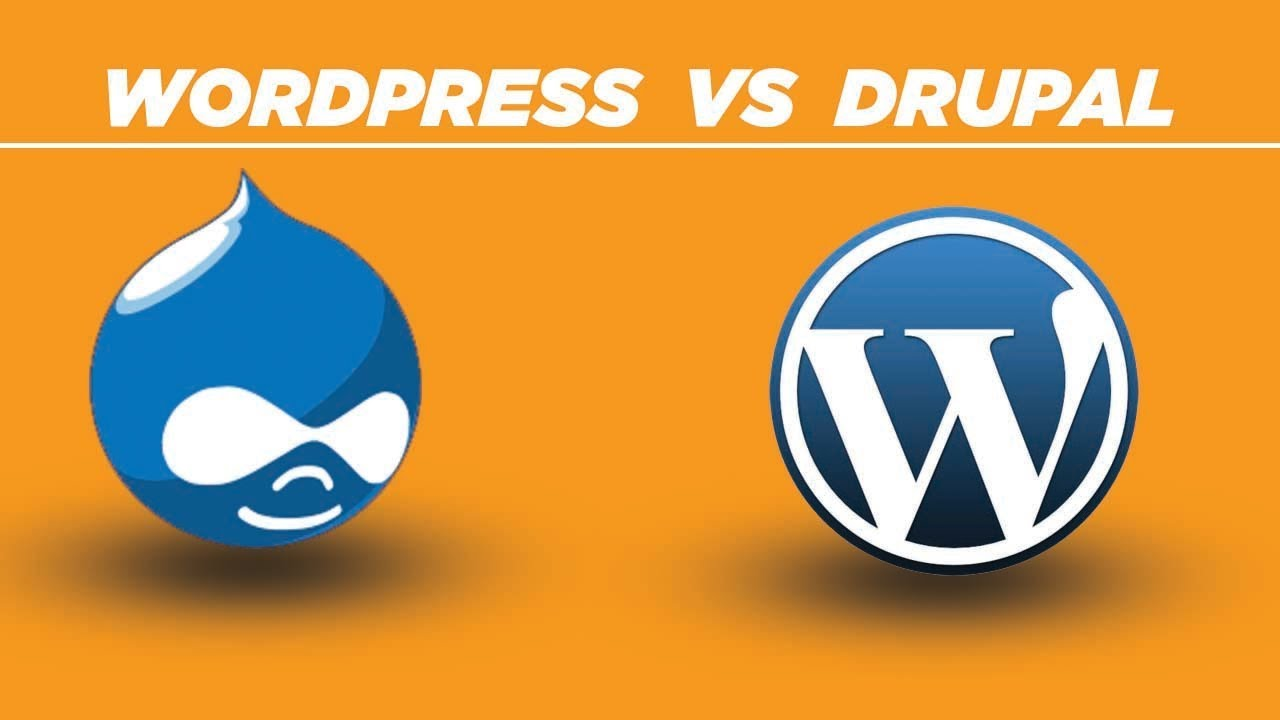 wordpress vs drupal which is best CMS (Content Management Sy