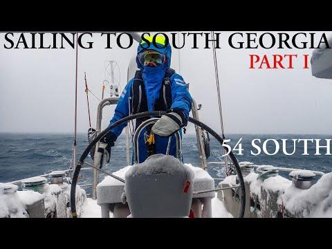 ⛵ SAILING TO SOUTH GEORGIA - EXPEDITION ON SY PELAGIC AUSTRALIS - SEP 2020