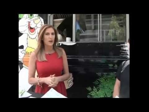 Rabbit On The Run Food Truck: Old Saybrook, CT NBC CT TV Spot