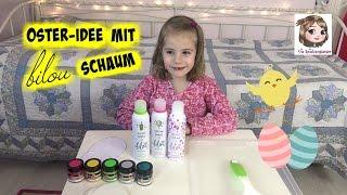 BILOU - DIY IDEE ZU OSTERN 🐰 Duschschaum von BibisBeautyPalace ♥ Die neuen Sorten