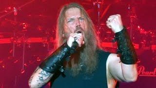 Amon Amarth - The Pursuit of Vikings (Live) - Transbordeur, Lyon, FR (2016/11/13)