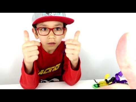 ТОБОТЫ или ДИКИЕ СКРИЧЕРЫ машинки трансформеры - Челлендж Игрушки для мальчиков Мультики Tobot