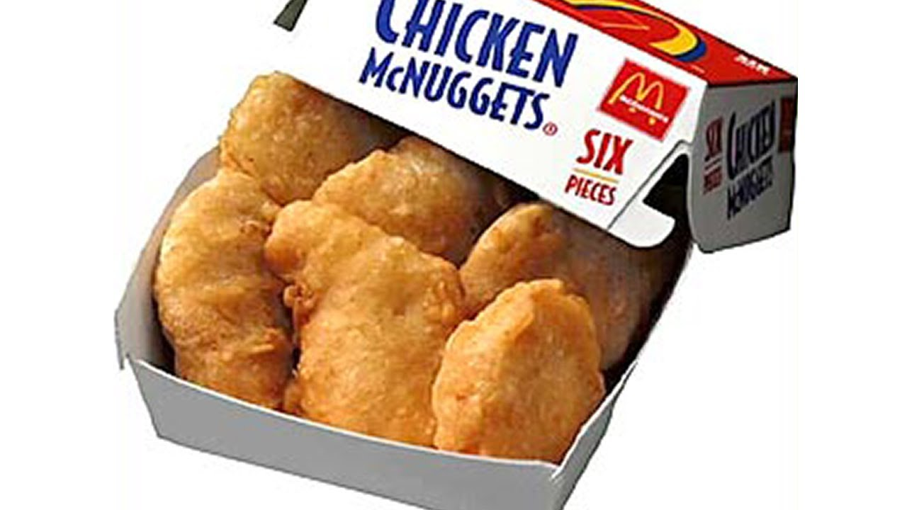 How To Make Mcdonald S Chicken Nuggets Youtube