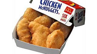 How to Make McDonalds Chicken Nuggets
