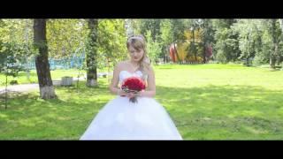 В день свадьбы Алёна и Дмитрий 07.08.2015 Короткий отчет