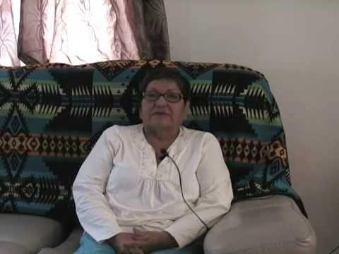 Delaine George - Western Shoshone Oral History