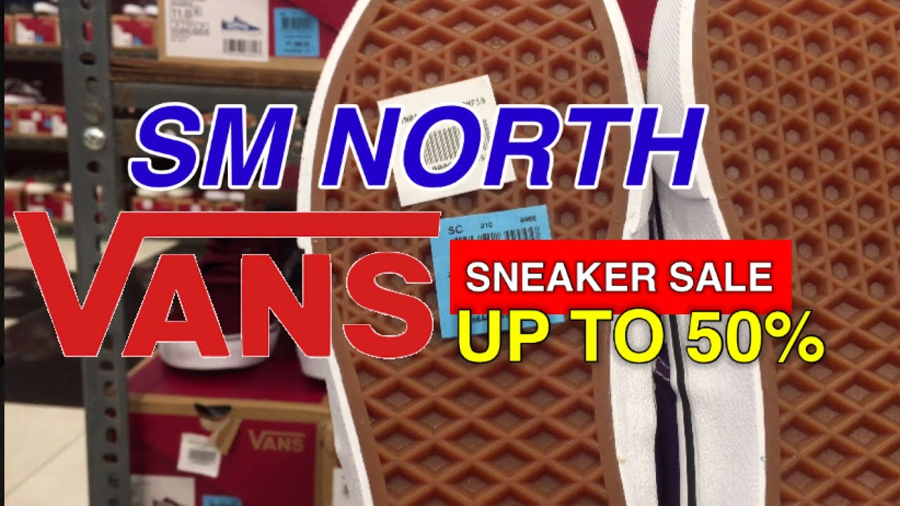 vans boutique sm north