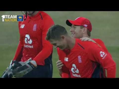 Only T20I Highlights: Sri Lanka vs England 2018