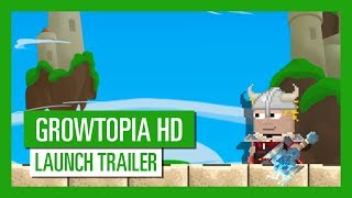 Growtopia - Console launch trailer