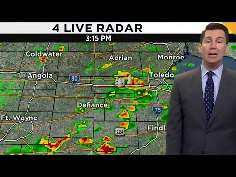 Metro Detroit weather brief, 7/16/2019, 4 p.m. update