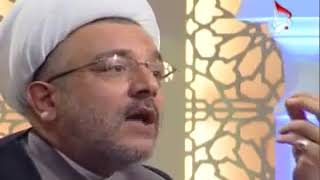 أحدهم يسأل الإمام علي بن موسى الرضا عليه السلام عن التوحيد - الشيخ محمد كنعان