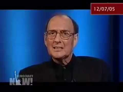 Brilliant Speech by Harold Pinter (1/2)