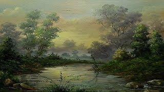 Oil Painting Landscape Yasser Fayad