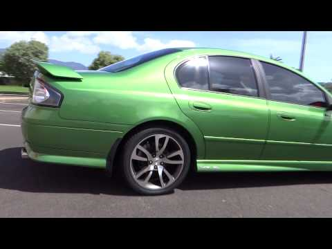 2004 FORD FALCON Cairns, Townsville, Mount Isa, Port Douglas, Atherton, QLD 30472
