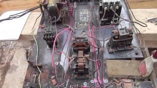 Токарный 1К62 электрика,ремонт,реставрация 5