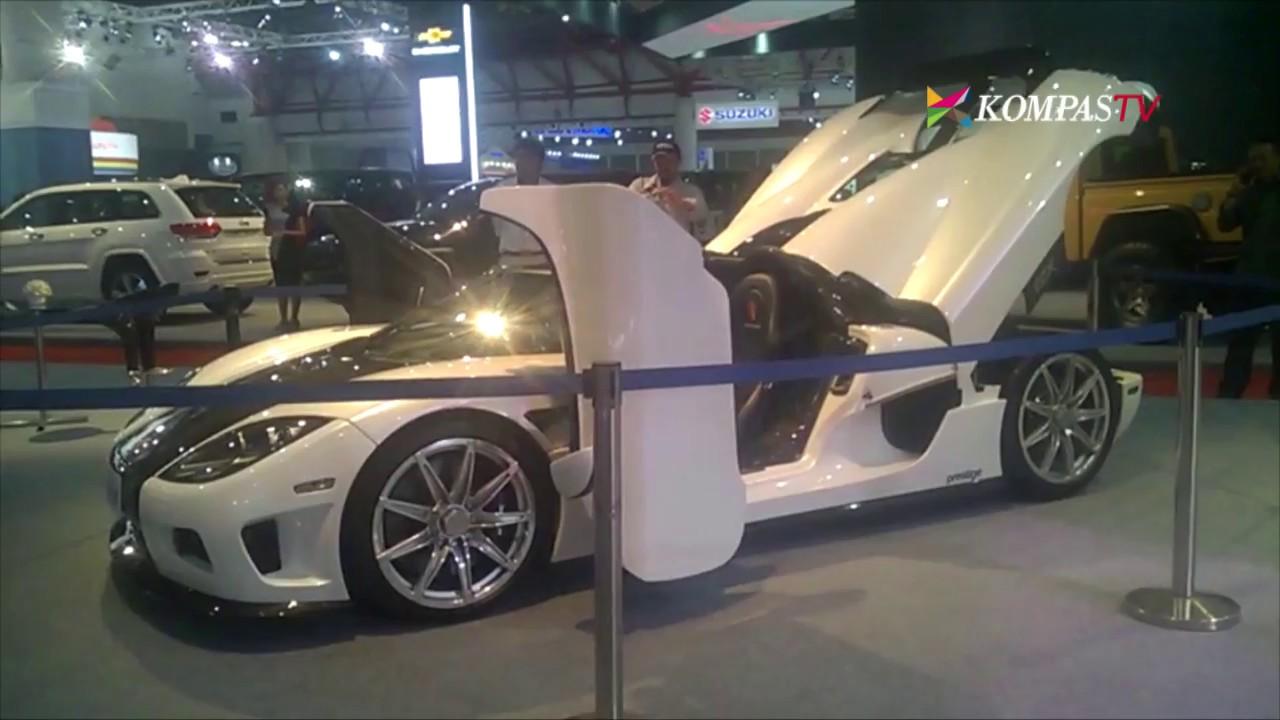 Supercar Koenigsegg Ccx Siap Meluncur Di Indonesia Youtube