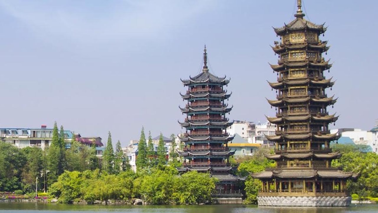 Top10 Recommended Hotels In Guilin China