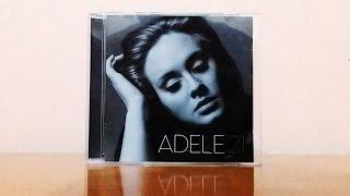 Baixar Adele - 21 (Unboxing)