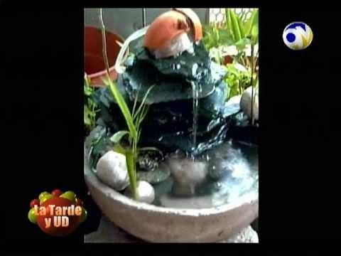 Feng shui acuarios y fuentes de agua 1 de 2 yta sanchez - Fuente de agua feng shui ...