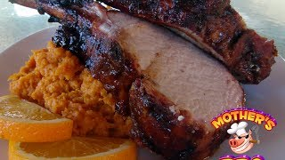 Chili-orange Glazed Pork Roast Recipe