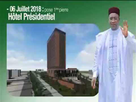 Qu'est-ce que les camerounais ont fait au Bon Dieu,Niamey la capitale du Niger.