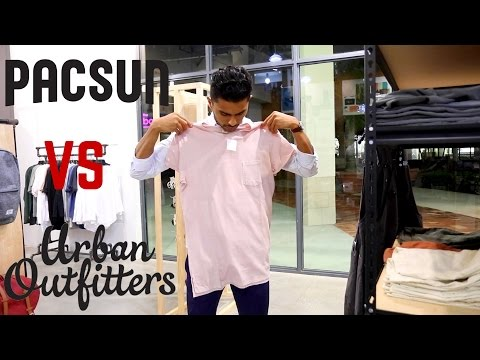 Urban Outfitters VS Pacsun   2 Complete Fall Looks, Which Store is Better?