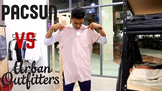 Urban Outfitters VS Pacsun | 2 Complete Fall Looks, Which Store is Better?