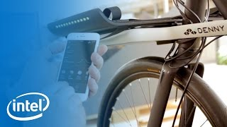 Reinventing the Smart Bicycle: The Denny Bike | Meet the Makers | Intel