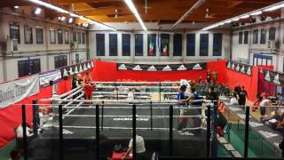 Endry Birçaj  vs  Mzari boxe Torino