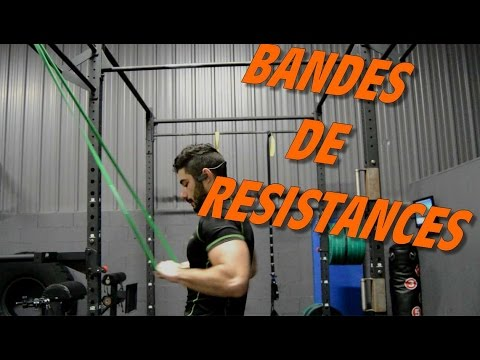Musculation Bande de Resistance (...