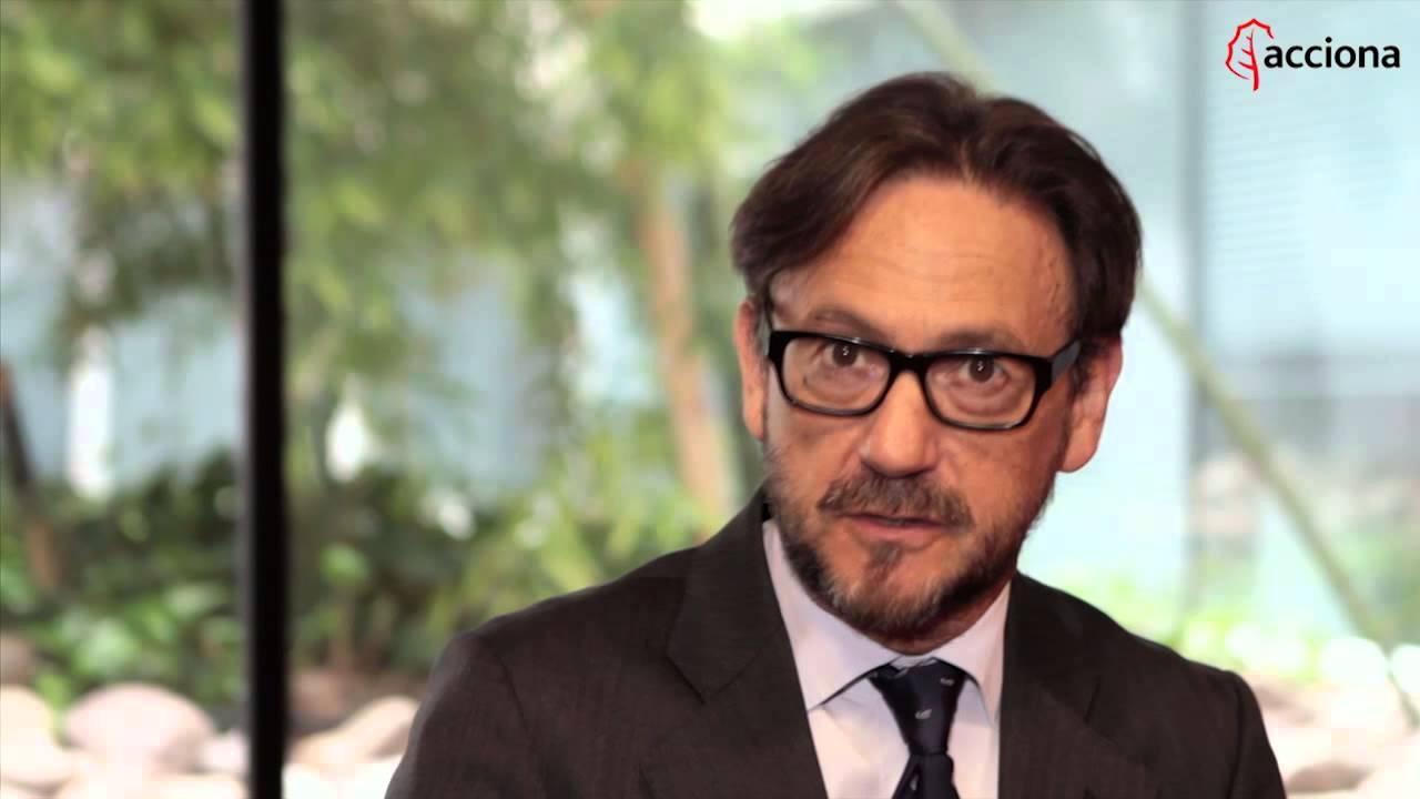 Juan Ramón Silva habla sobre la energía y el combustible   ACCIONA