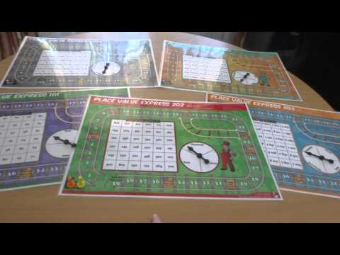Place Value Express [Paul Swan Games]