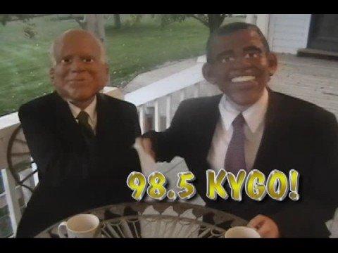 KYGO 98.5 CMA Commercial