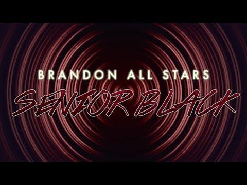 Brandon AllStars Senior Black 2017-18
