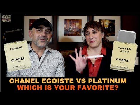 Chanel Egoiste vs Chanel Platinum Egoiste - Which Is Your Favorite?