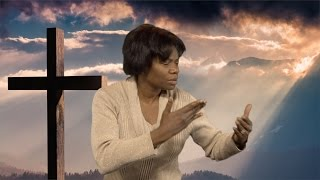 """""""Lay Down Your Burdens"""" ASL music video- Christian TV for the Deaf in ASL"""