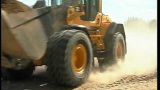 Volvo Loaders L60F, L70F, L90F, L110F and L120F Presentation