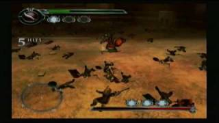Spartan Total Warrior : Gods Of Battle Part 3 (Battle with Ares)