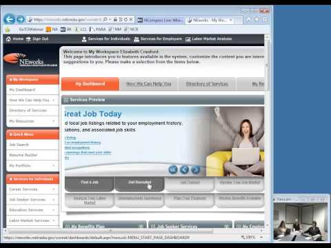 NCompass Live: NEworks: Unemployment Insurance & Job Searching